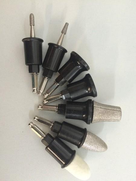 Aufsatz- Set GT-MP-03 (schwarz) (7 Stk.) Doppelpack