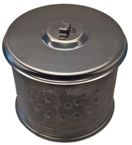 Kohlebehälter mit Deckel für Grill GT-CTG-01