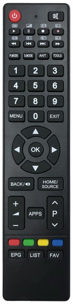 Fernbedienung UHD TV 4982